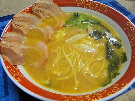 【こだわり麺工房 高砂 】青森味噌カレーラーメン